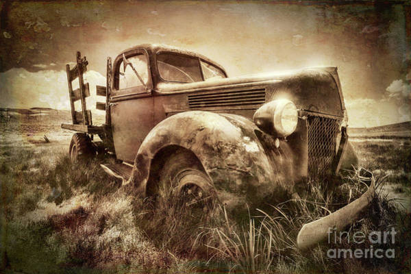 Photograph - Old Relic by Sharon Seaward