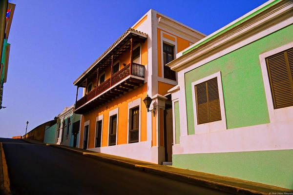 Old San Juan Photograph - Old San Juan by Dado Molina