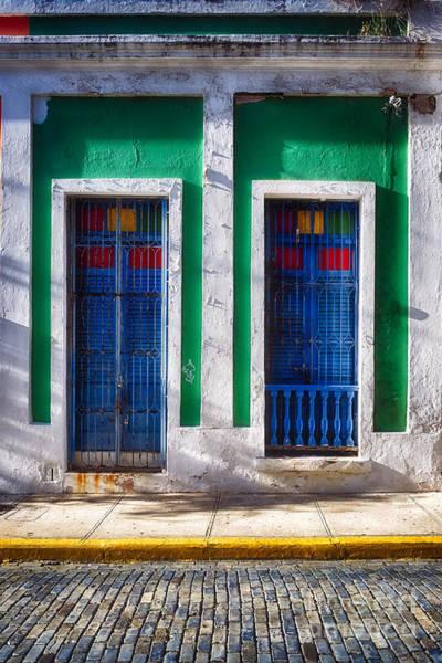 Wall Art - Photograph - Old San Juan Patina by George Oze