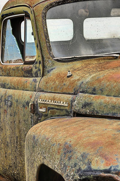 Photograph - Old School International Pickup by JC Findley