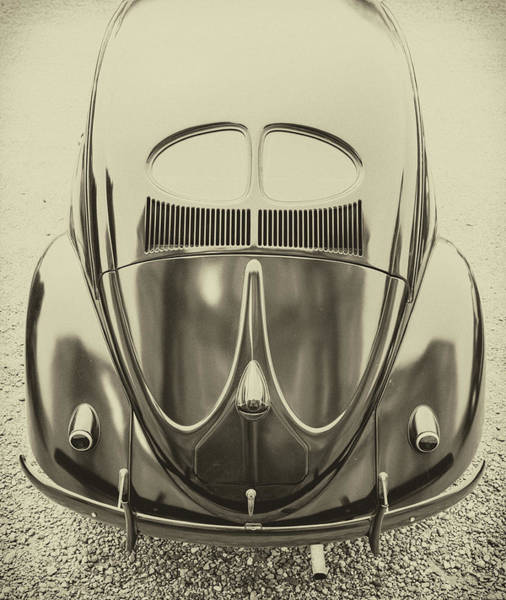 Volkswagen Kafer Photograph - Old School by Robert Walton