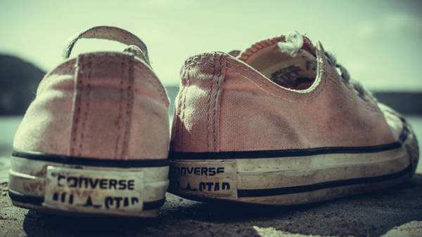Photograph - Old Shoes by Jeanette Fellows