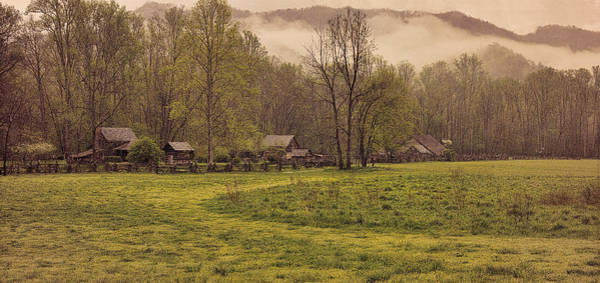 Photograph - Old Smoky Mountain Homesteads by Theo O'Connor