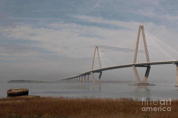 Photograph - Old South Fog by Dale Powell