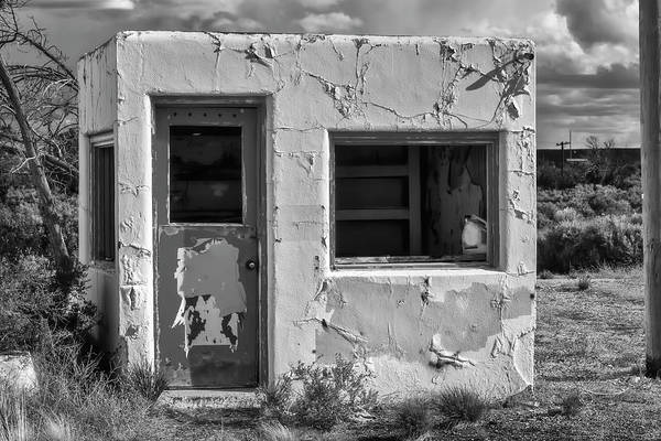 Wall Art - Photograph - Old Square Building by Garry Gay