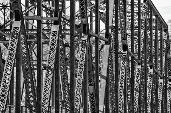 Photograph - Old Steel by Steve Stuller