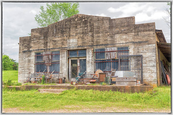 Photograph - Old Store by Victor Culpepper