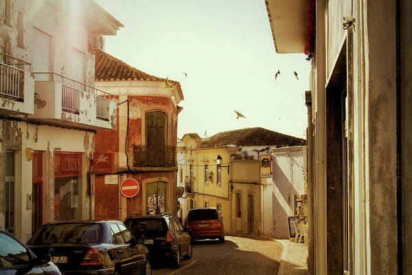 Photograph - Old Street In Paderne, Portugal by Tatiana Travelways