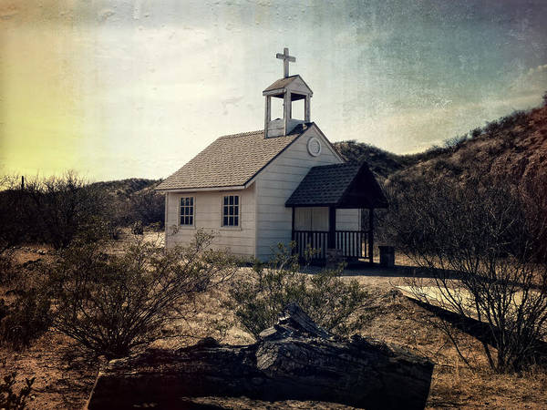 Photograph - Old Time Religion by Lucinda Walter