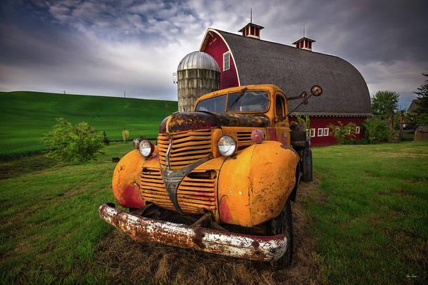 Photograph - Old Times by Chris Steele