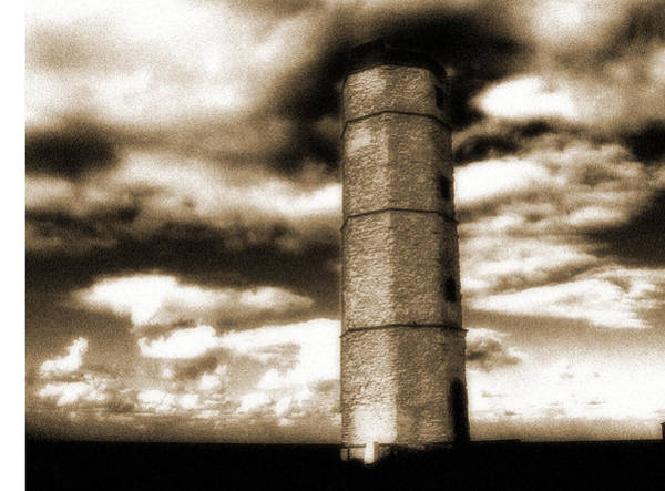 Photograph - Old Tower  by Cliff Norton