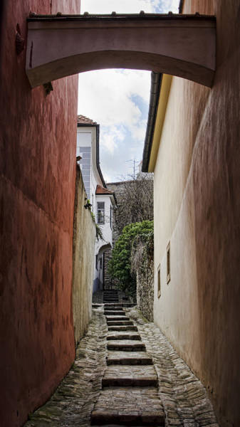 Photograph - Old Town Alley by Heather Applegate