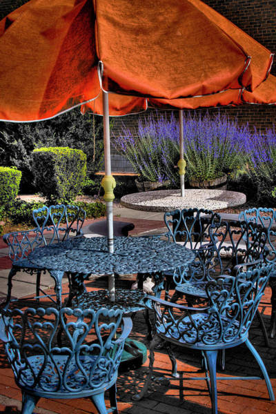 Photograph - Old Town Cafe by David Patterson