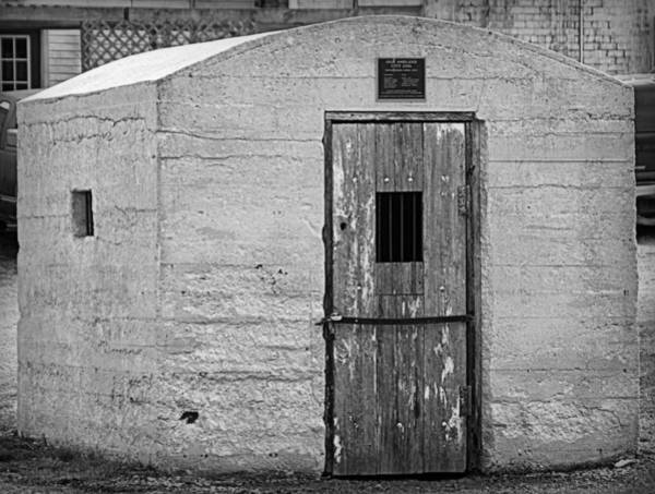 Photograph - Old Town Jail by Cricket Hackmann