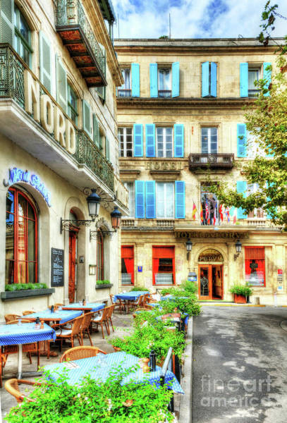 Photograph - Old Town Of Arles 4 by Mel Steinhauer
