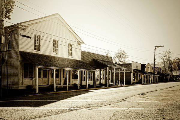 Photograph - Old Town Perryville by Sharon Popek