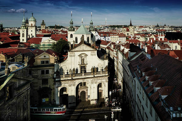 Photograph - Prague Old Town by M G Whittingham