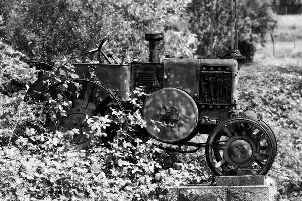 Photograph - Old Tractor by Cliff Norton