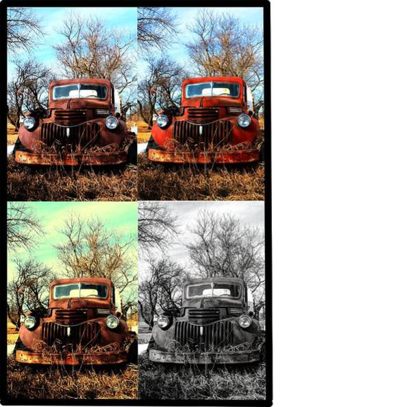 Photograph - Old Truck by David Matthews