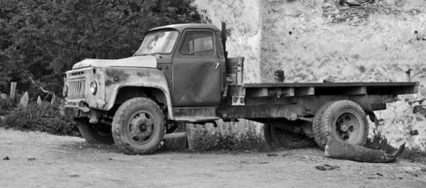 Photograph - Old Truck by Ivan Slosar