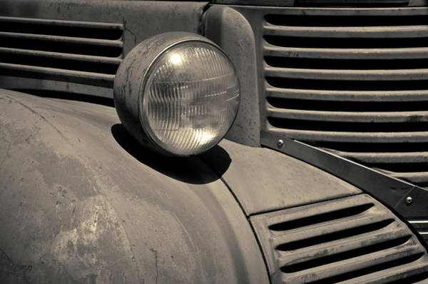 Photograph - Old Vehicle  by David Gordon