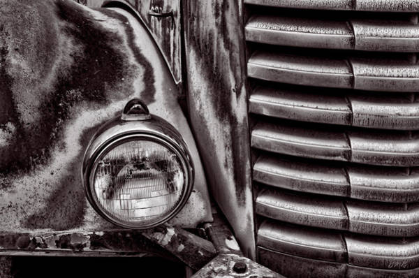 Photograph - Old Vehicle No. 2 by David Gordon