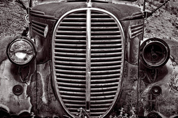 Photograph - Old Vehicle No. 5 by David Gordon