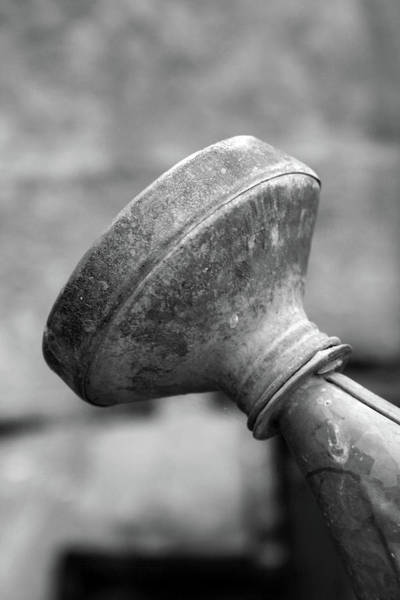 Photograph - Old Water Can by Karen Harrison