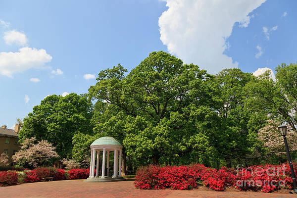 Photograph - Old Well At Unc Chapel Hill by Jill Lang
