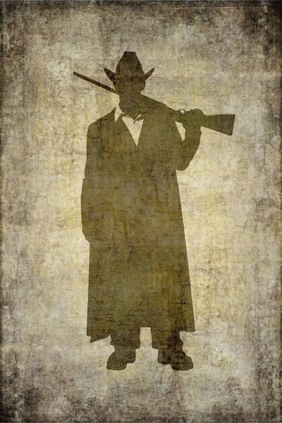 Wall Art - Digital Art - Old West by Daniel Hagerman