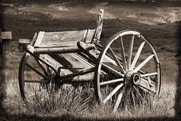 Wall Art - Photograph - Old Wheels 2 by Kelley King