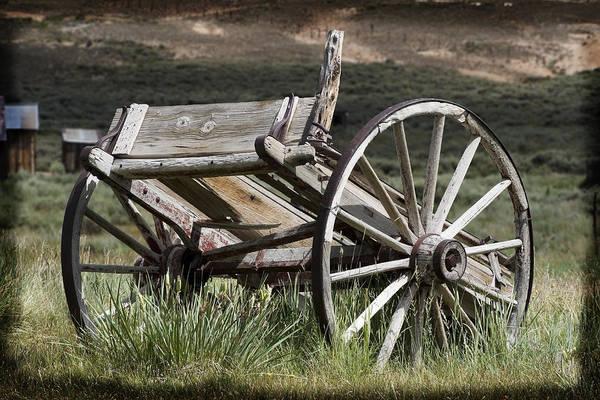 Wall Art - Photograph - Old Wheels by Kelley King