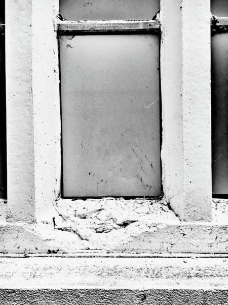 Wall Art - Photograph - Old Window Ledge by Tom Gowanlock