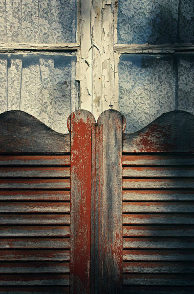 Wall Art - Photograph - Old Window Shutters 2 by Carlos Caetano