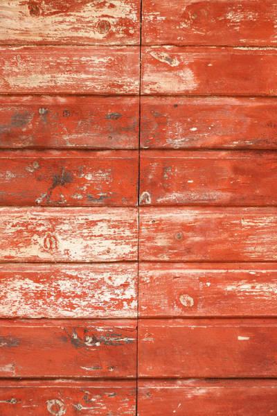 Wall Art - Photograph - Old Wood Door Background Texture by Bilyana Stoyanovska