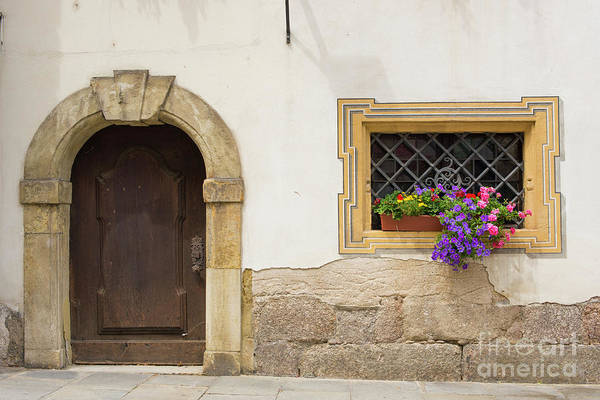 Wall Art - Photograph - Old World Charm by Juli Scalzi
