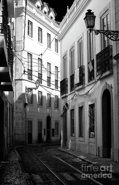 Wall Art - Photograph - Old World Lisbon by John Rizzuto