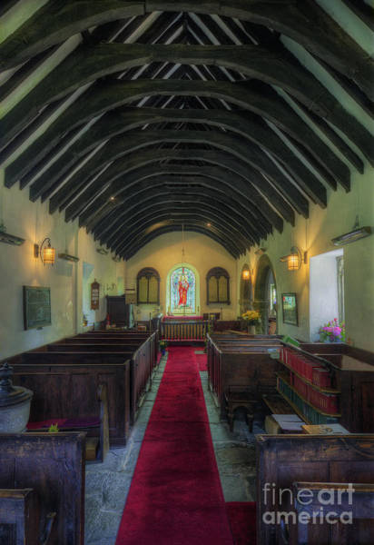 Photograph - Olde Lamp Church by Ian Mitchell