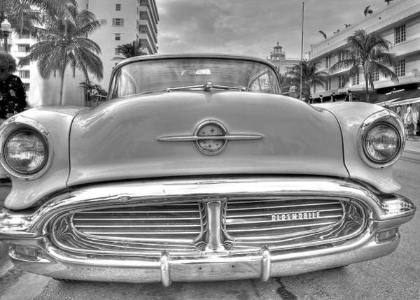 Wall Art - Photograph - Oldsmobile by William Wetmore