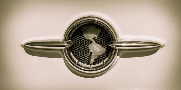 Wall Art - Photograph - Oldsmobile World by Caitlyn Grasso
