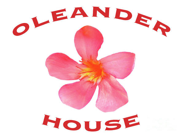 Photograph - Oleander House by Wilhelm Hufnagl