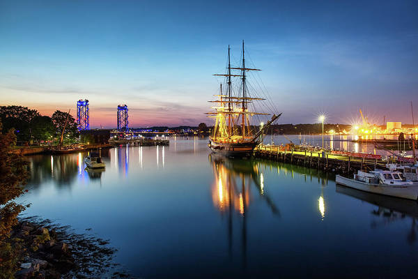 Photograph - Oliver Hazard Perry by Robert Clifford