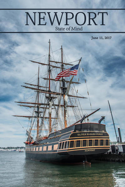 Photograph - Oliver Hazard Perry by Robin-Lee Vieira