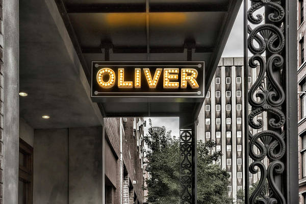 Photograph - Oliver by Sharon Popek