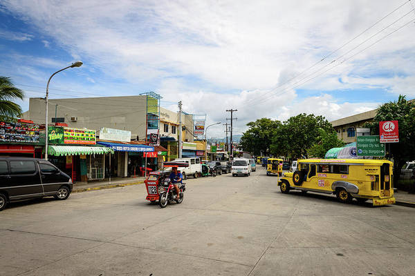 Photograph - Olongapo City by Michael Scott