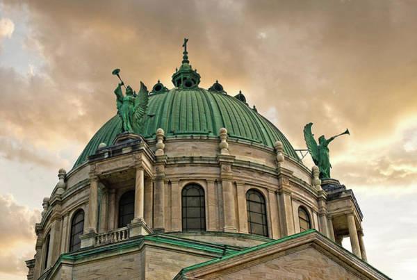 Photograph - Olv Basilica #6791 by Guy Whiteley