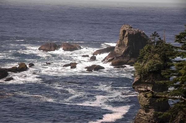 Photograph - Olympic Peninsula Coastline by NaturesPix