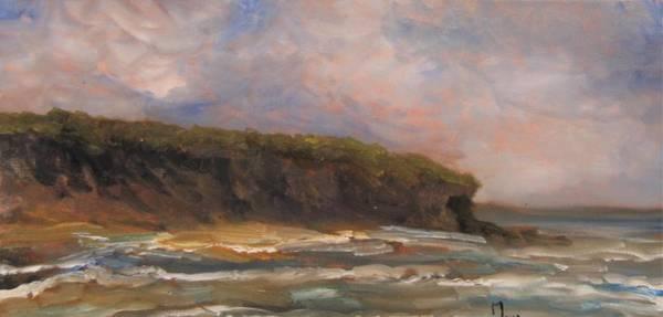 Painting - Omaha Beach by Michael Helfen
