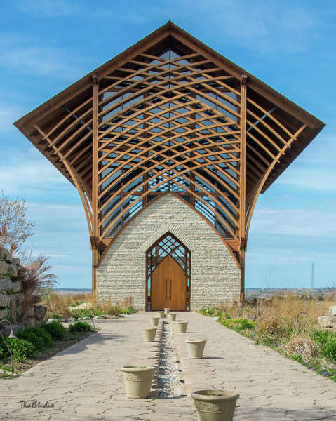 Omaha Holy Family Shrine Art Print