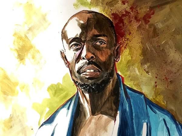 Painting - Omar Comin by Joel Tesch